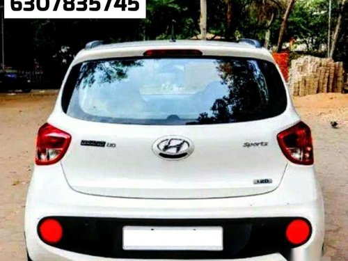 Hyundai Grand i10 Sportz 2018 MT for sale in Lucknow