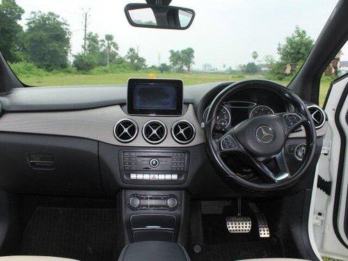 2015 Mercedes Benz B Class B200 CDI Sport AT in Vadodara