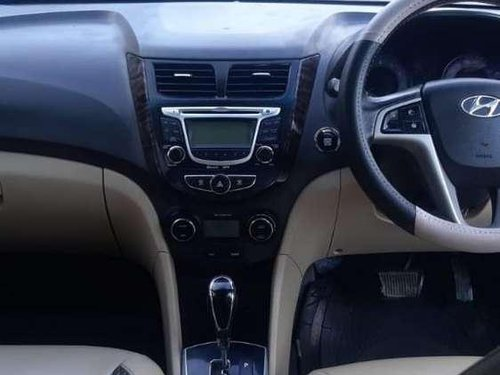 Hyundai Fluidic Verna 2012 MT for sale in Nagpur-0