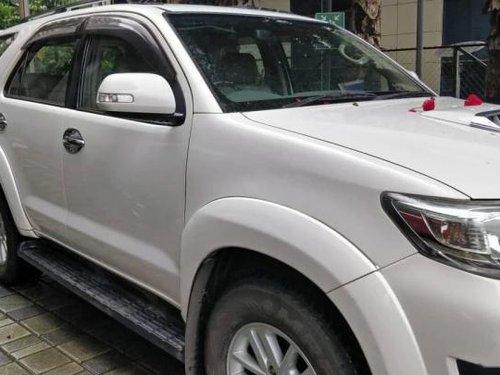 2012 Toyota Fortuner 4x4 MT for sale in Mumbai