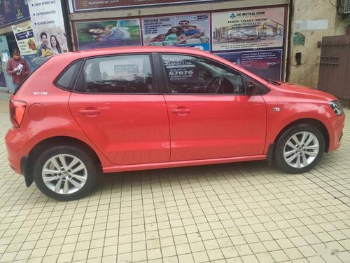 Used Volkswagen Polo GT TSI 2015 AT for sale in Mumbai