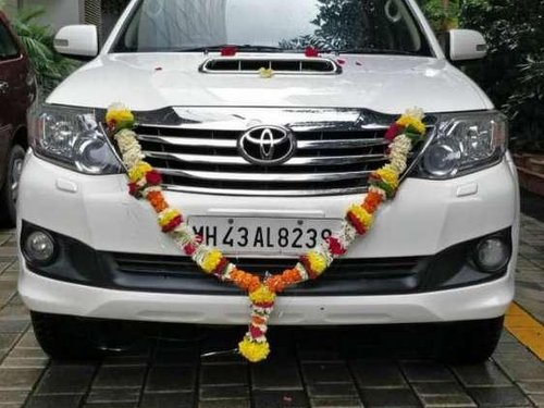2012 Toyota Fortuner AT for sale in Mumbai-4