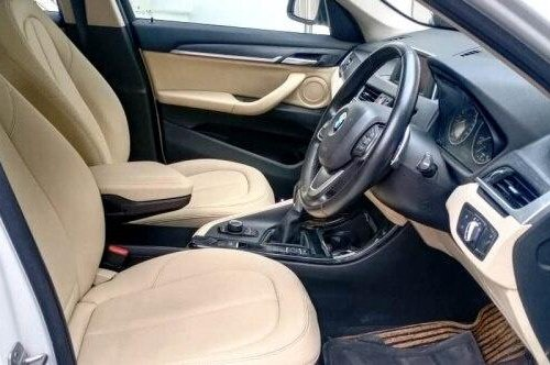 BMW X1 xDrive 20d xLine 2017 AT for sale in New Delhi