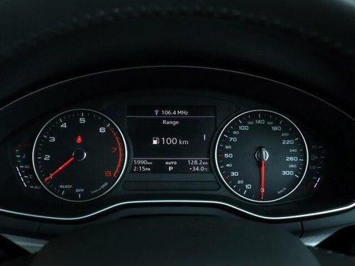 2018 Audi A4 30 TFSI Premium Plus AT in Karnal