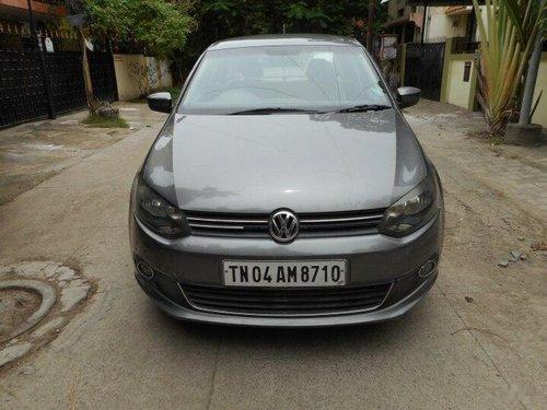 Volkswagen Vento Diesel Highline 2014 MT for sale in Chennai