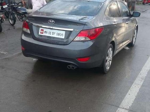 Hyundai Fluidic Verna 2012 MT for sale in Nagpur-5