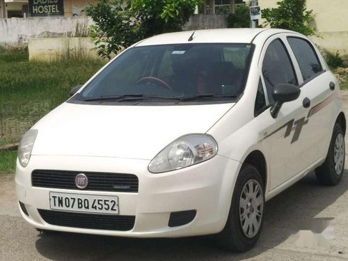 Fiat Punto, 2012, Diesel MT for sale in Chennai