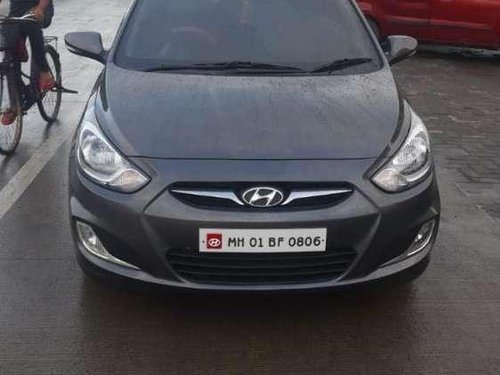 Hyundai Fluidic Verna 2012 MT for sale in Nagpur