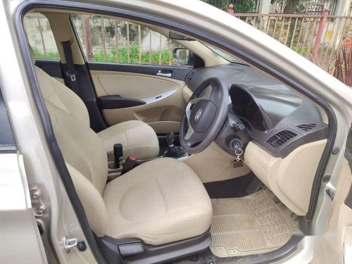 2011 Hyundai Fluidic Verna MT for sale in Mumbai-3
