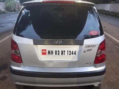 Hyundai Santro Xing GLS, 2010, Petrol MT for sale in Nagpur