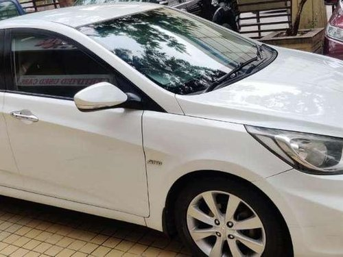 2011 Hyundai Fluidic Verna MT for sale in Mumbai-7