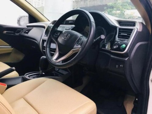 2017 Honda City i-VTEC CVT ZX AT in Mumbai