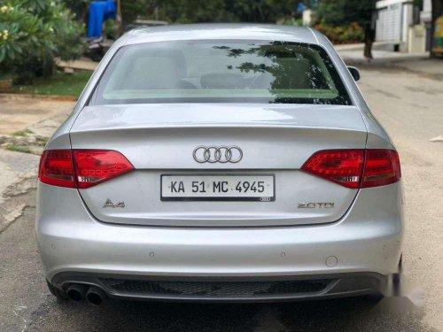 2012 Audi A4 2.0 TDI AT for sale in Nagar