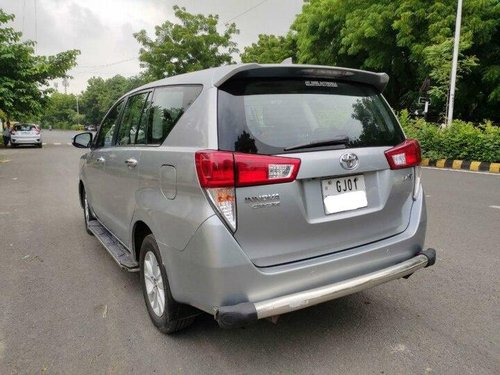 2017 Toyota Innova Crysta 2.4 VX MT for sale in Ahmedabad