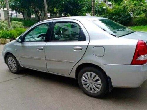 2013 Toyota Platinum Etios MT for sale in New Delhi