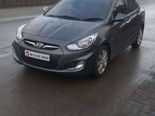 Hyundai Fluidic Verna 2012 MT for sale in Nagpur-7