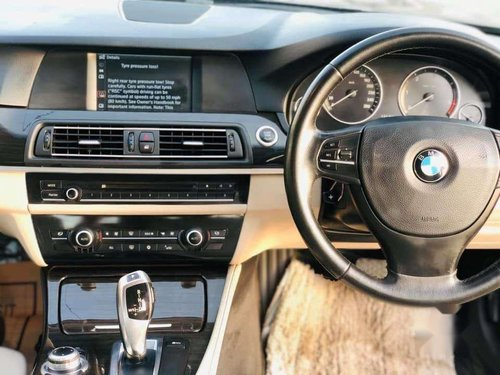 Used 2012 BMW 5 Series AT for sale in Chandigarh