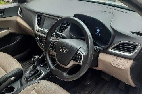 2019 Hyundai Verna AT for sale in Pune