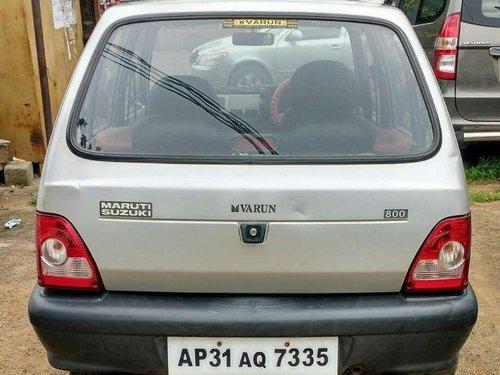 Maruti Suzuki 800 AC BS-III, 2007, Petrol MT for sale in Visakhapatnam