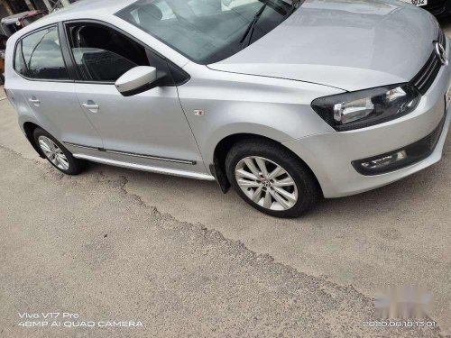 Volkswagen Polo 2014 MT for sale for sale in Hyderabad