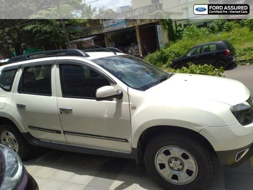 Used Renault Duster 110PS Diesel RxL 2016 AT for sale in Trivandrum
