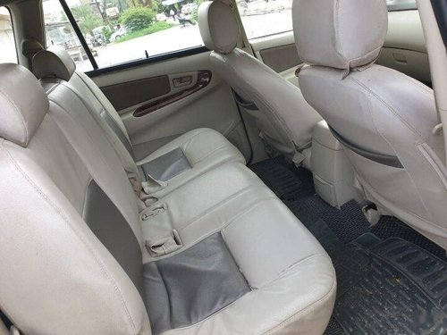 Used 2012 Toyota Innova 2.5 GX 8 STR BSIV MT for sale in Indore