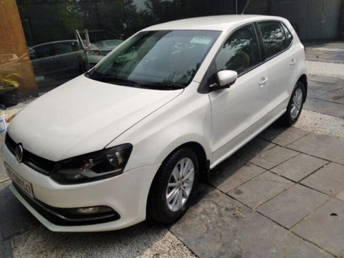 Volkswagen Polo 1.2 MPI Highline 2016 MT for sale in Faridabad