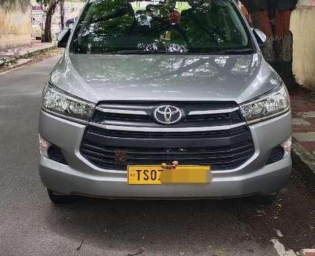Toyota INNOVA CRYSTA 2.4 GX Manual 8S, 2018, Diesel MT in Hyderabad