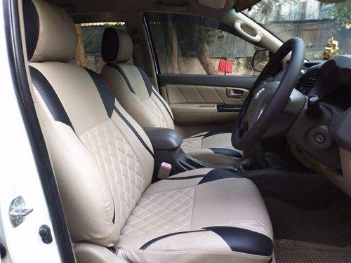 2012 Toyota Fortuner 2.5 4x2 MT TRD Sportivo in Mumbai
