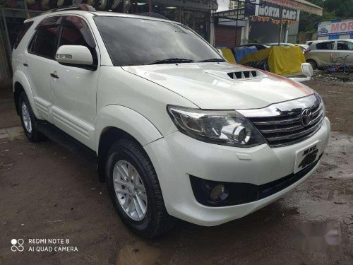 Toyota Fortuner 2015 MT for sale in Pune