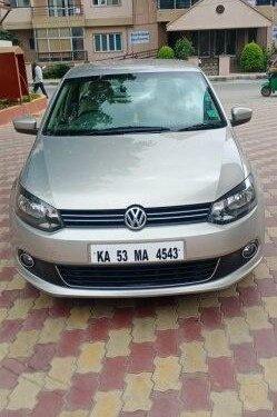 Volkswagen Vento 1.5 TDI Highline 2013 MT for sale in Bangalore