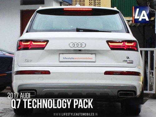 2017 Audi Q7 AT for sale in Kolkata