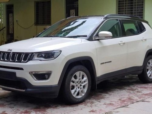 Jeep Compass 2.0 Limited Option 2018 MT for sale in Pune