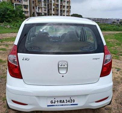 Hyundai i10 Magna 1.1 2013 MT for sale in Ahmedabad