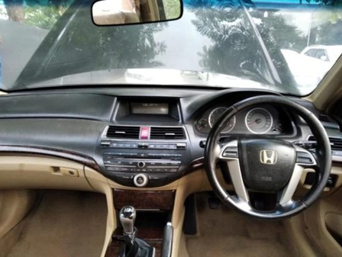 Used 2008 Honda Accord 2.4 MT for sale in Faridabad