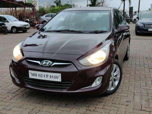 Used Hyundai Fluidic Verna 2012 MT for sale in Mumbai