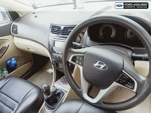 Used 2013 Hyundai Verna 1.6 SX MT for sale in Jalandhar