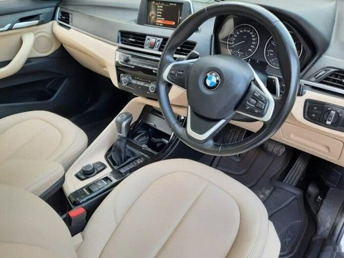 BMW X1 sDrive 20d xLine 2017 AT for sale in New Delhi