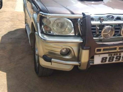 Used 2008 Mahindra Scorpio VLX Special Edition BS-IV MT in Madurai