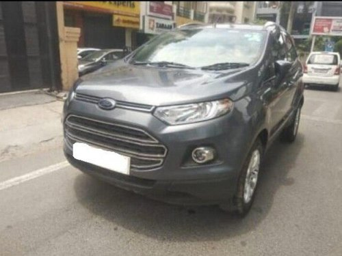 2016 Ford EcoSport 1.5 Petrol Titanium MT for sale in New Delhi