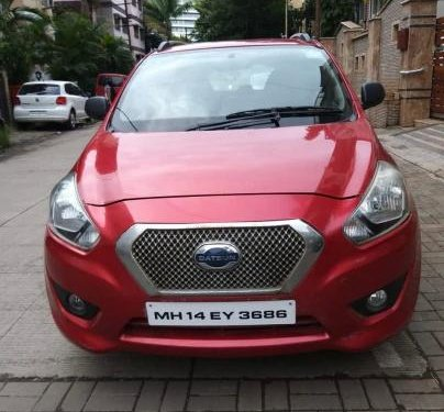 Used Datsun GO Plus T 2015 MT for sale in Pune