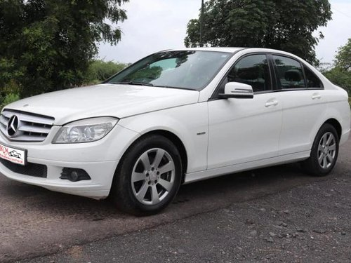 2010 Mercedes Benz C-Class 220 CDI AT for sale in Ahmedabad