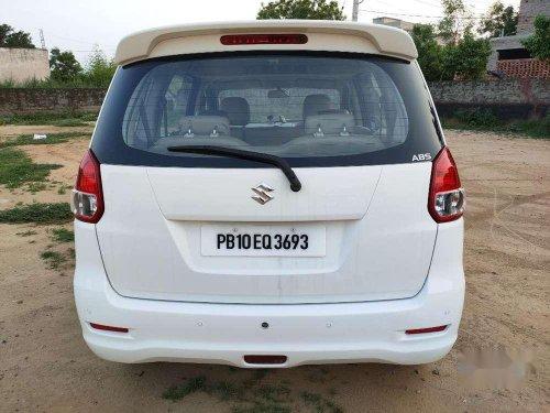 Maruti Suzuki Ertiga ZDi, 2014, Diesel MT for sale in Ludhiana