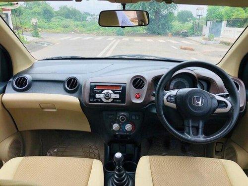 Honda Brio V 2013 MT for sale in Ahmedabad