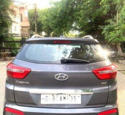 Hyundai Creta 1.6 SX Option 2015 MT for sale in New Delhi