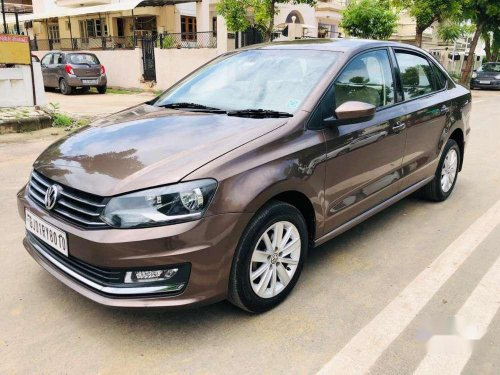 Volkswagen Vento 2017 AT for sale in Ahmedabad