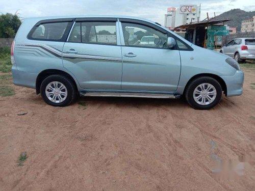 Used 2011 Toyota Innova MT for sale in Vellore