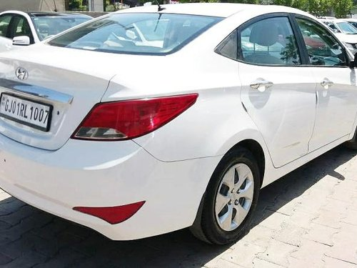 2015 Hyundai Verna MT for sale in Ahmedabad-7