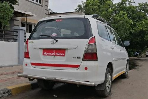 Toyota Innova 2.5 G4 Diesel 8-seater 2012 MT for sale in Ahmedabad