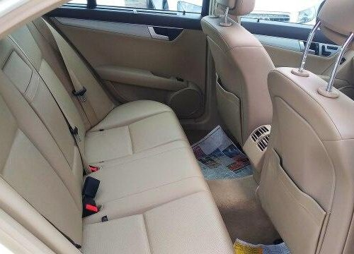 Mercedes-Benz C-Class 220 CDI 2013 AT for sale in Ahmedabad